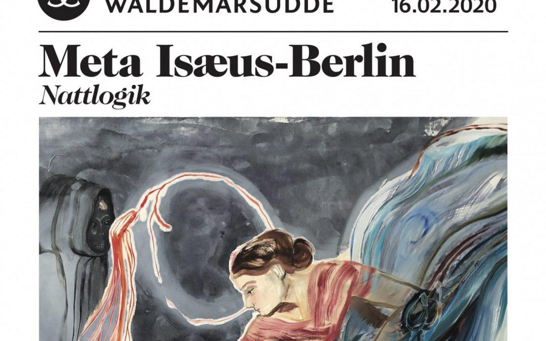 Utställningen Nattlogik på Waldemarsudde med start 5 oktober 2019