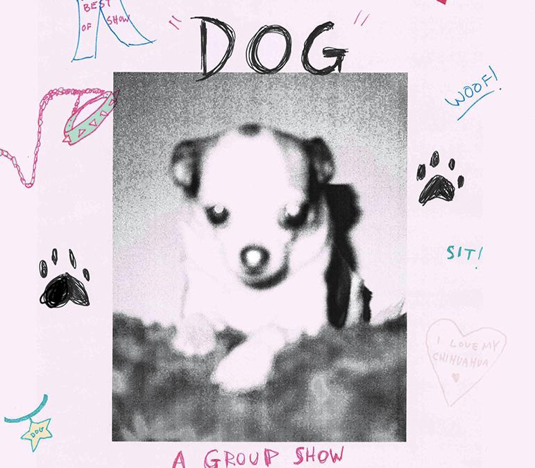 Meta Isæus-Berlin medverkar i grupputställningen DOG på Company Gallery i New York
